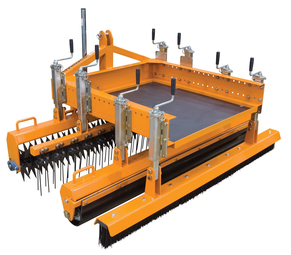 Towed Implement Frames