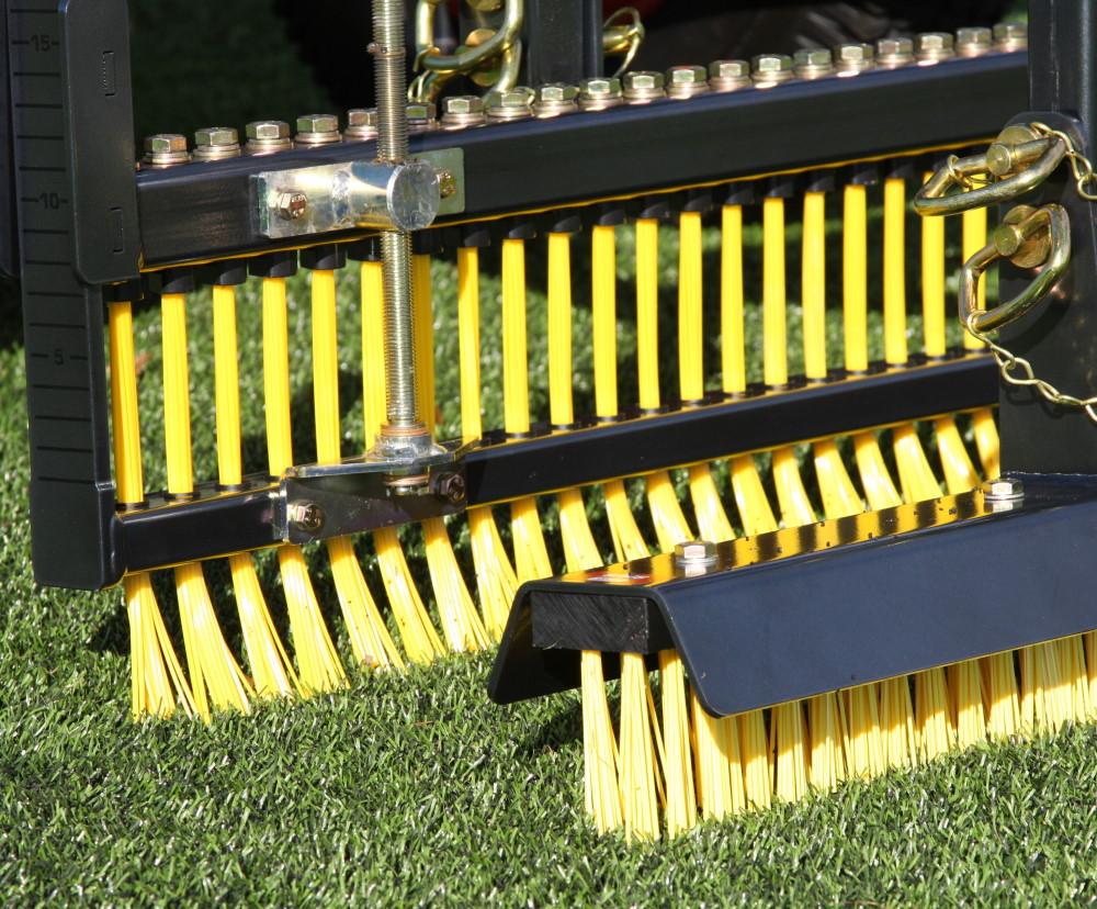 Towed Rake & Brush Combinations